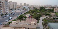 منطقة جابر العلي في مدينة الأحمدي