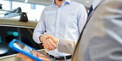 مهام موظف مبيعات السيارات