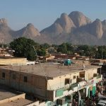 مدينة الأبيض في السودان