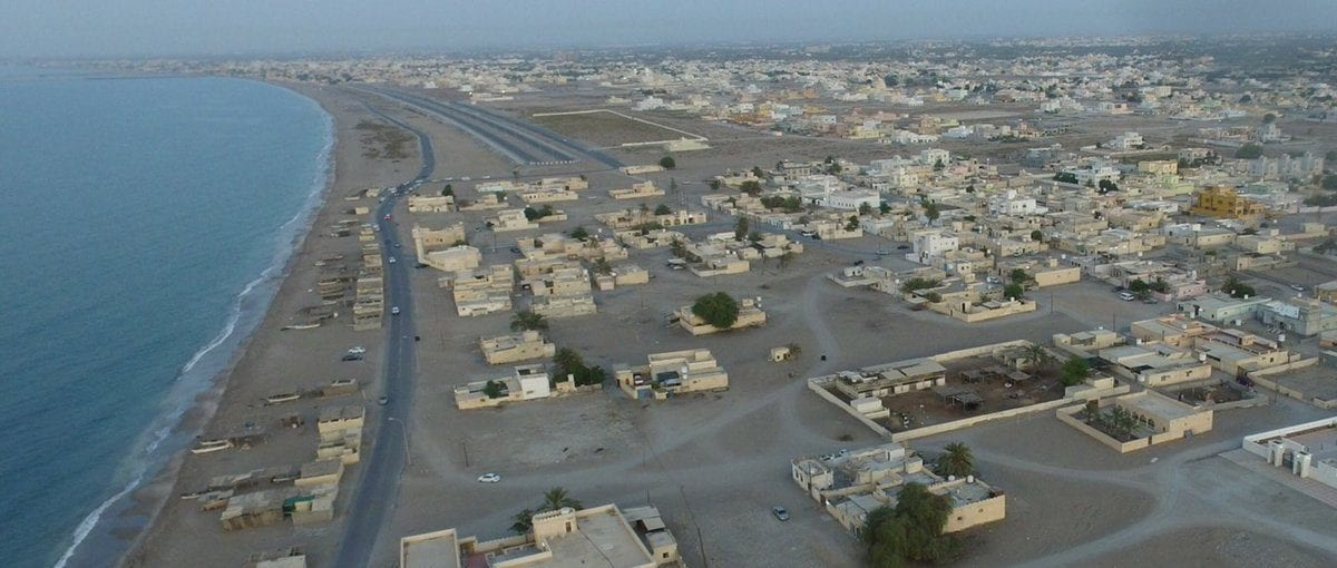 ولاية بركاء في عمان