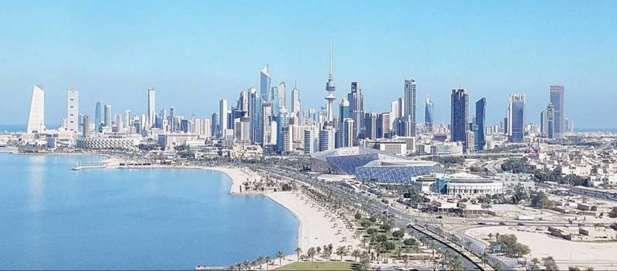 أين تقع الكويت اقرأ السوق المفتوح