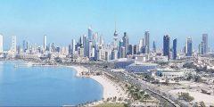 أين تقع الكويت