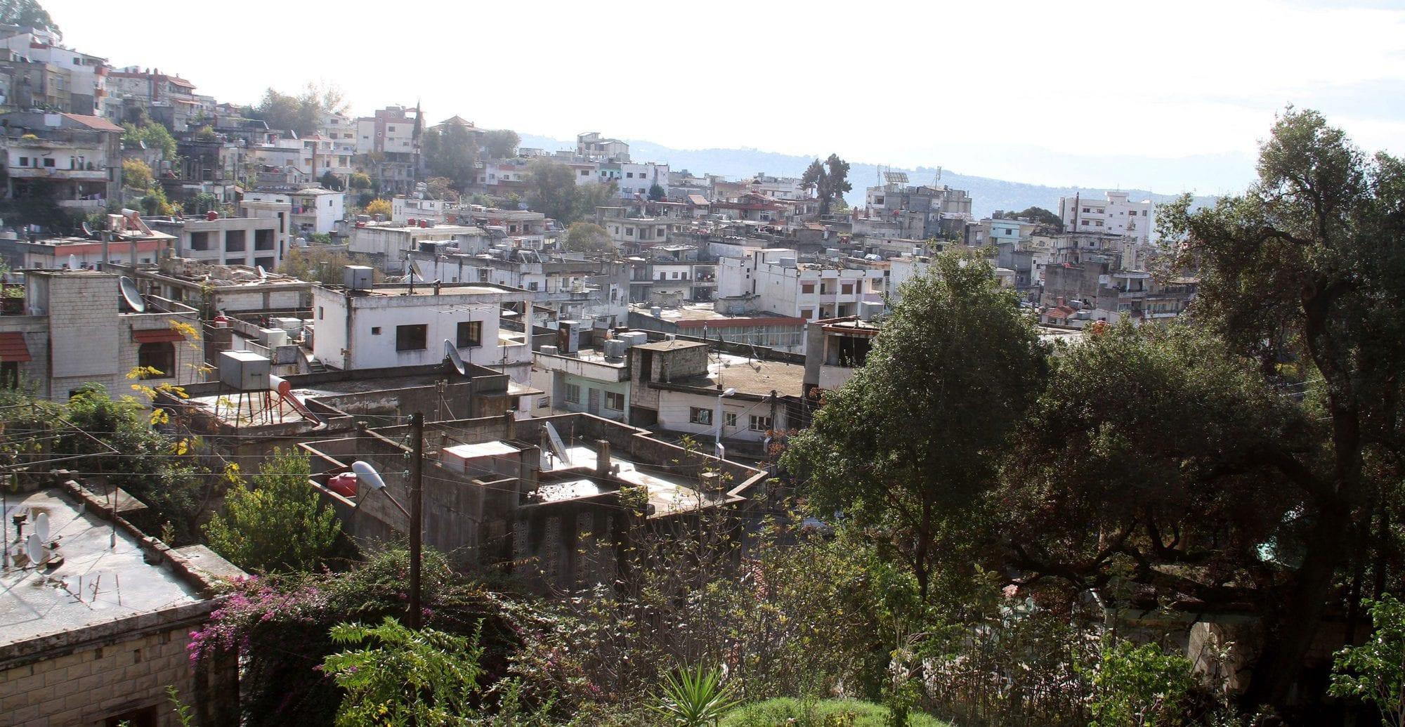 مدينة دريكيش في سوريا