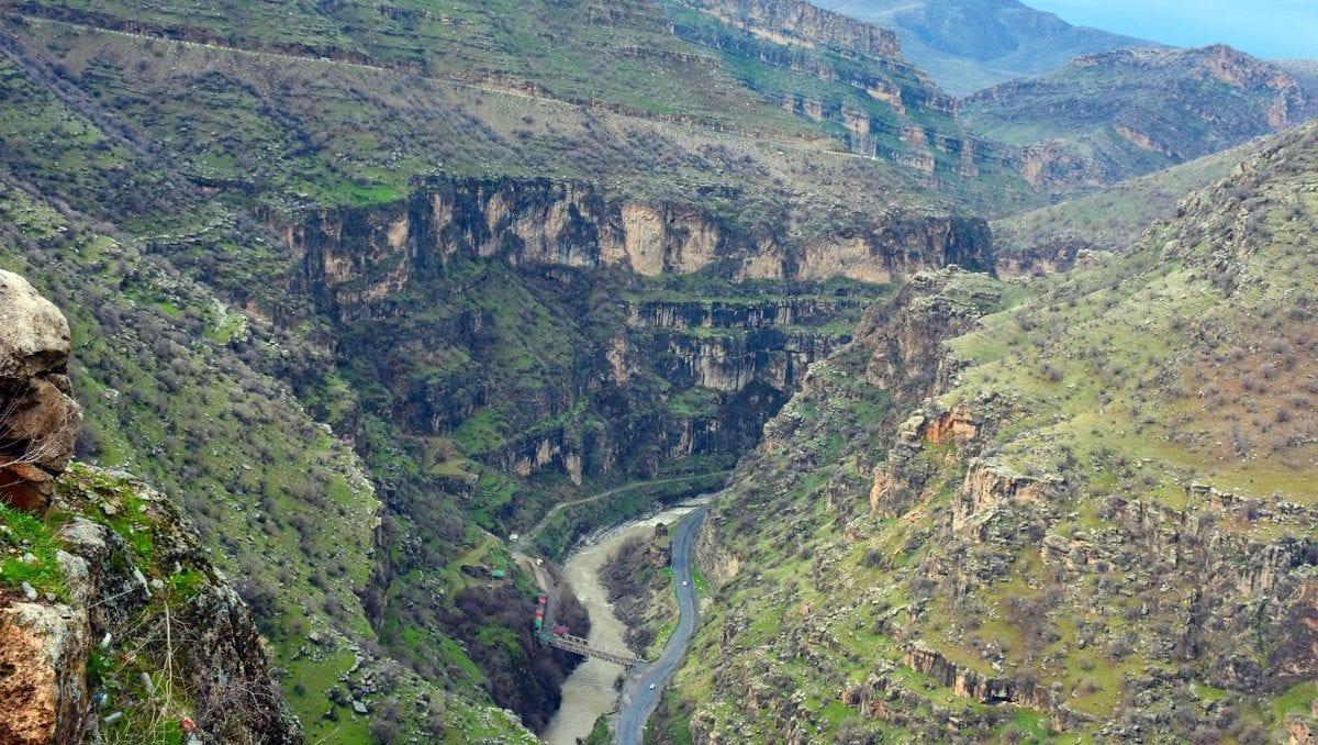 مدينة رواندوز في محافظة أربيل