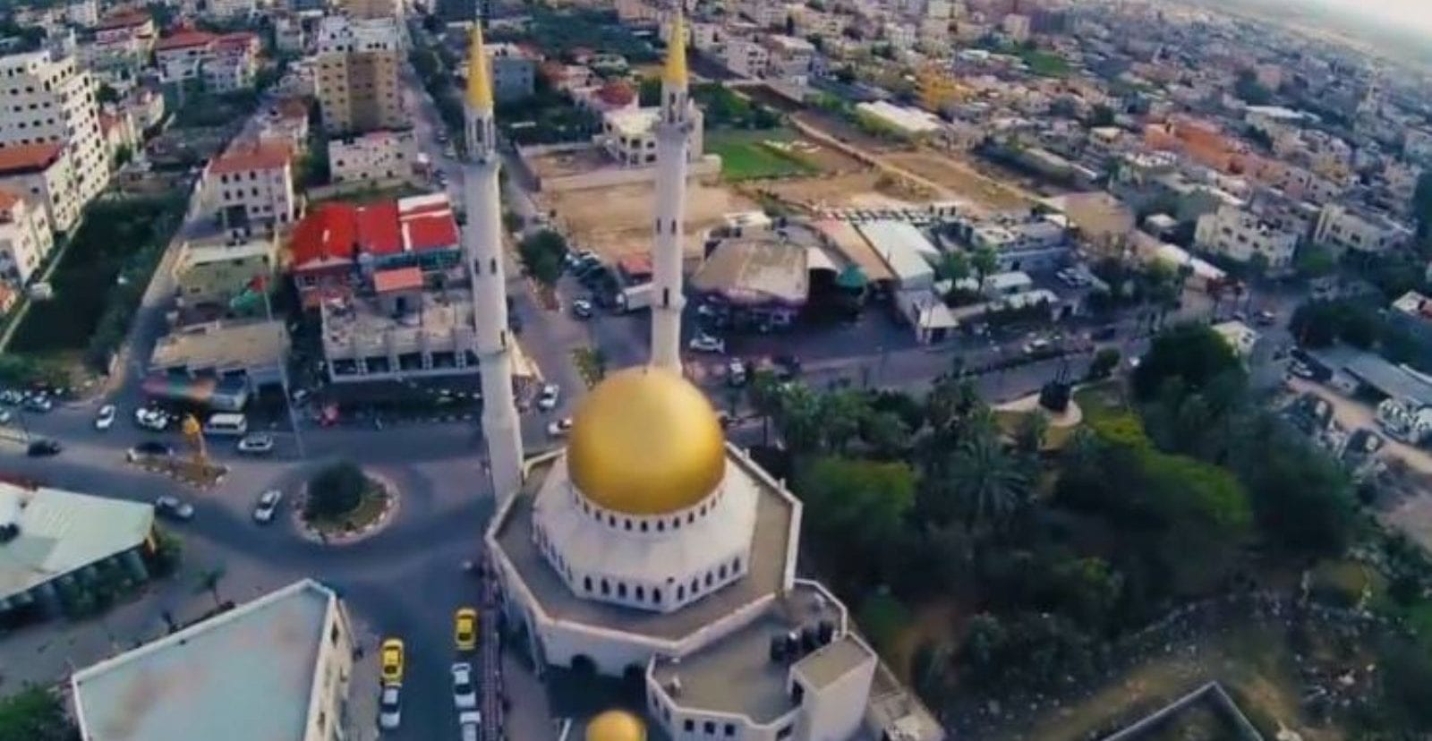 موقع محافظة قلقيلية