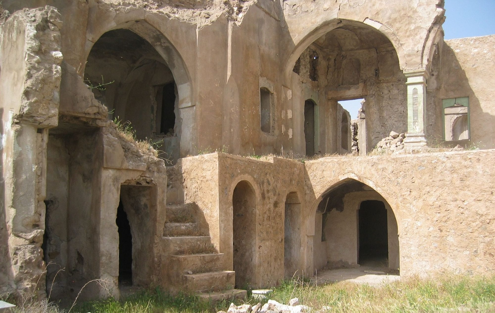 موقع محافظة كركوك