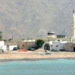 تقسيم ولاية دبا في سلطنة عمان