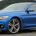 سيارة BMW الفئة الرابعة 2015