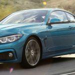 سيارة BMW الفئة الرابعة 2018