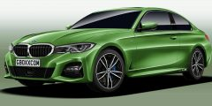 سيارة BMW الفئة الرابعة 2019