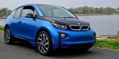 سيارة BMW I3 2017