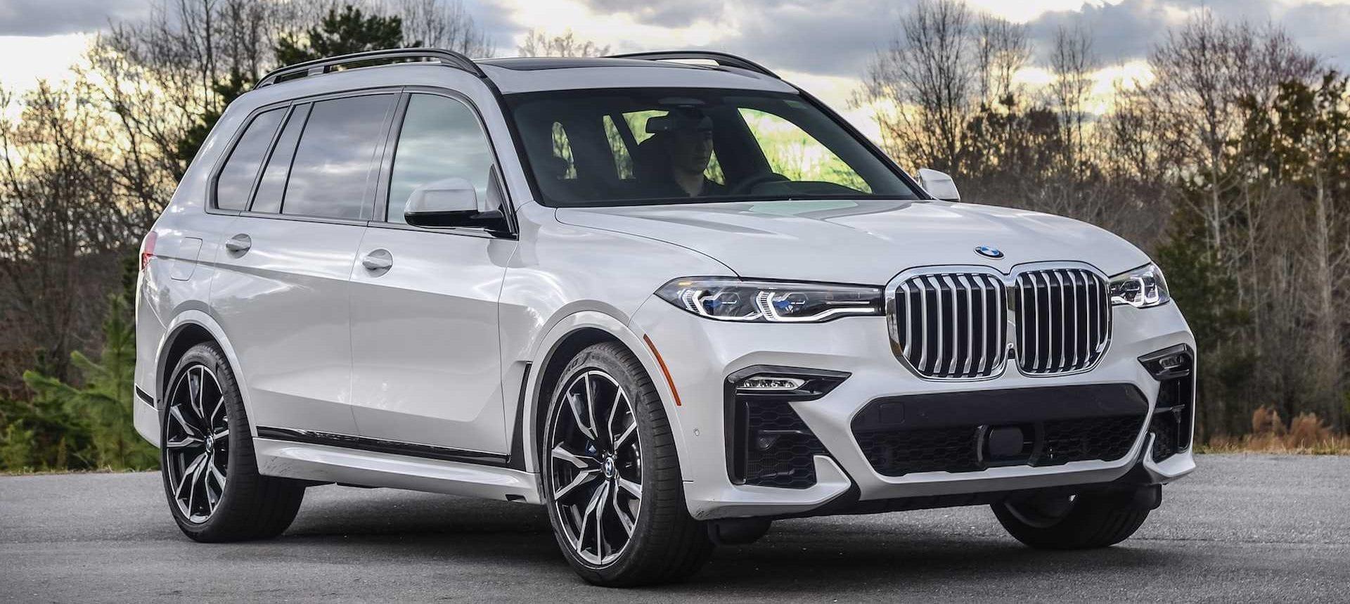 سيارة BMW X7 2019