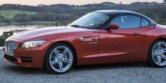 سيارة BMW Z4 2014