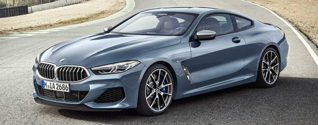 BMW m8 سيارة
