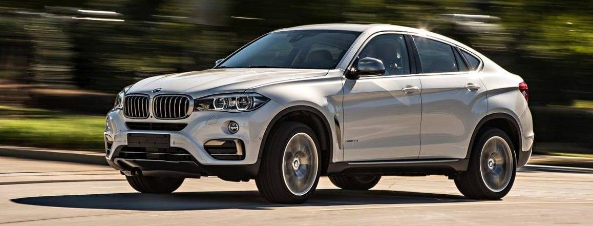 BMW x6 2017 سيارة