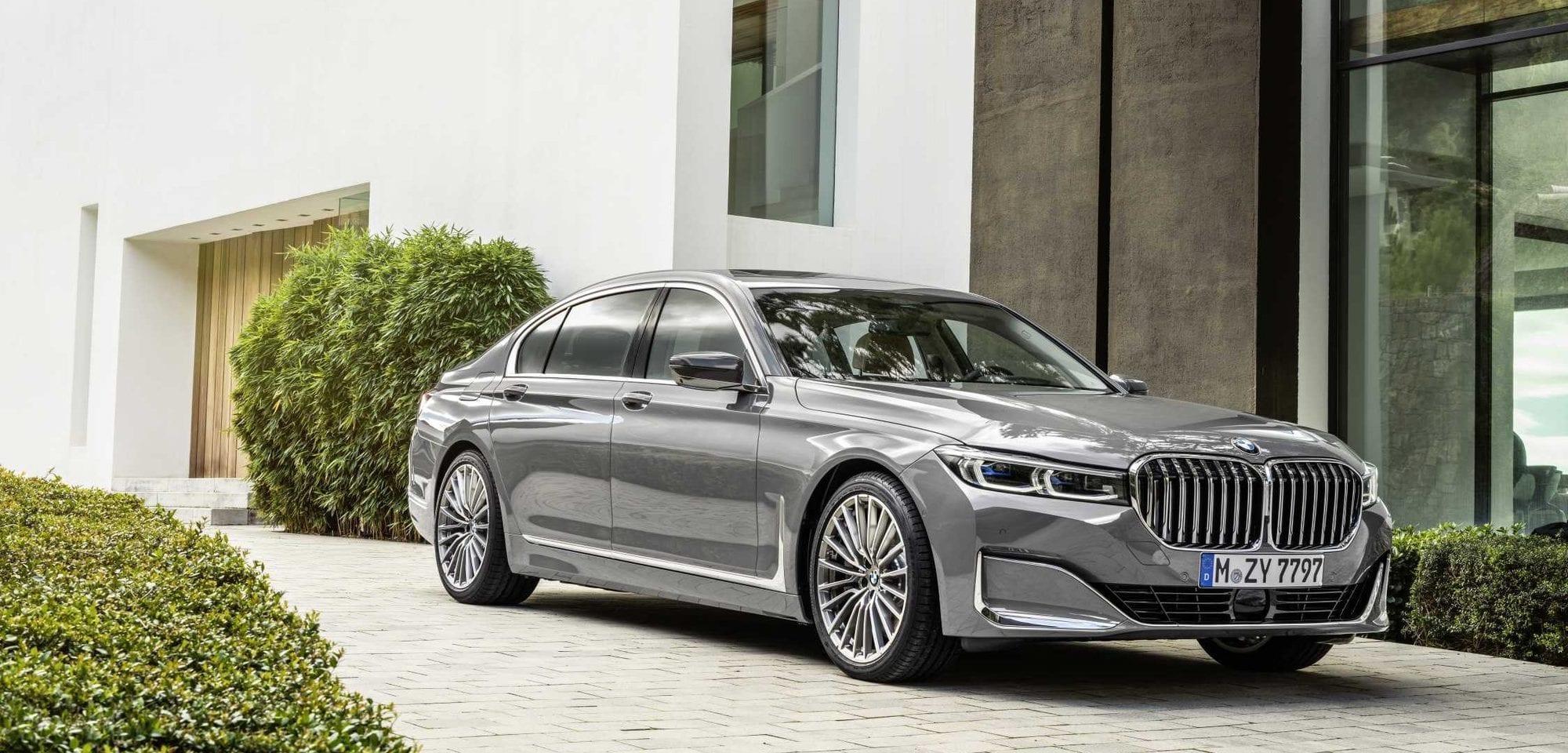 سيارة BMW 750 2019