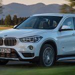 سيارة BMW X1 2015