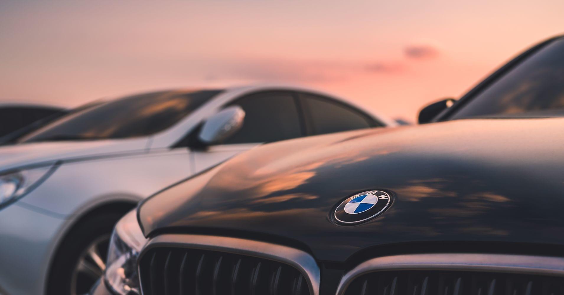 سيارة BMW بوز نمر