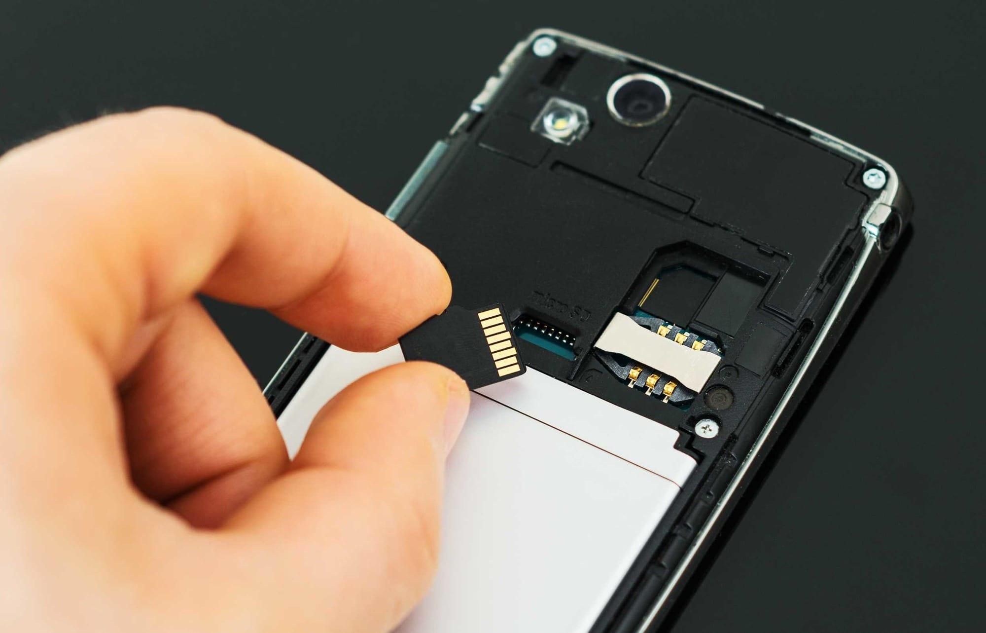 طرق توسيع ذاكرة الهاتف