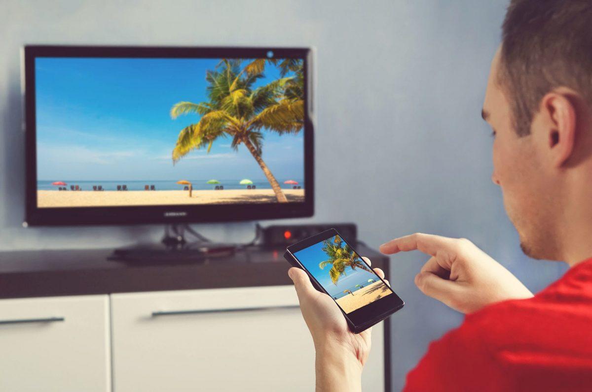 طرق عرض شاشة الجوال على التلفزيون Lg اقرأ السوق المفتوح