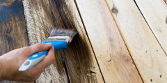 طريقة بويه الخشب