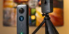 كاميرات 360 درجة