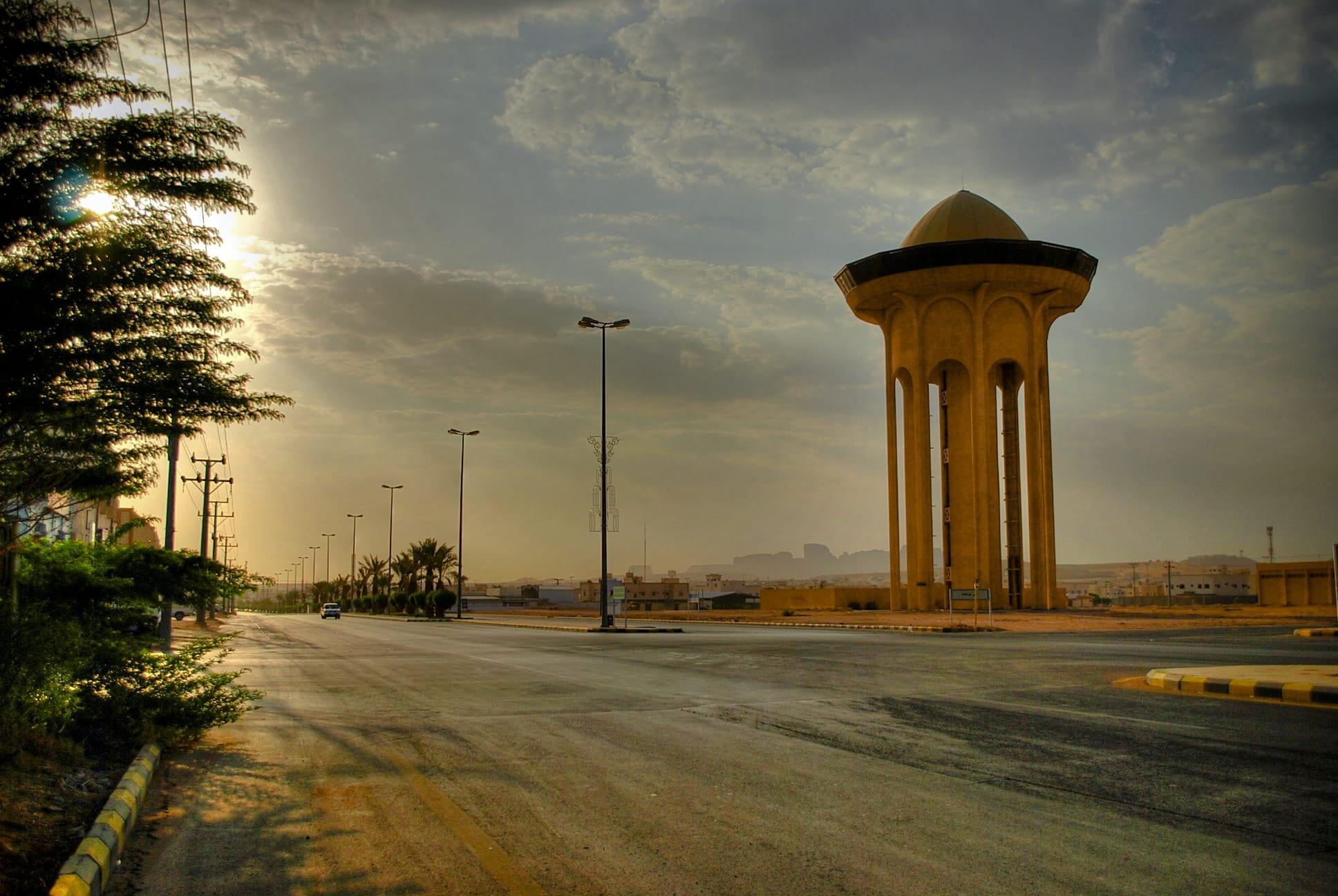 محافظة المزاحمية في السعودية