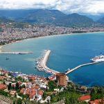 مدينة آلانيا في تركيا