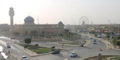 مدينة الرمادي في محافظة الأنبار