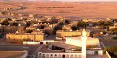 مدينة الكفرة في ليبيا
