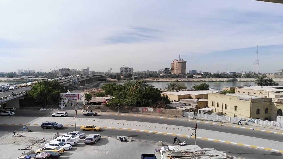 مدينة المدائن في بغداد