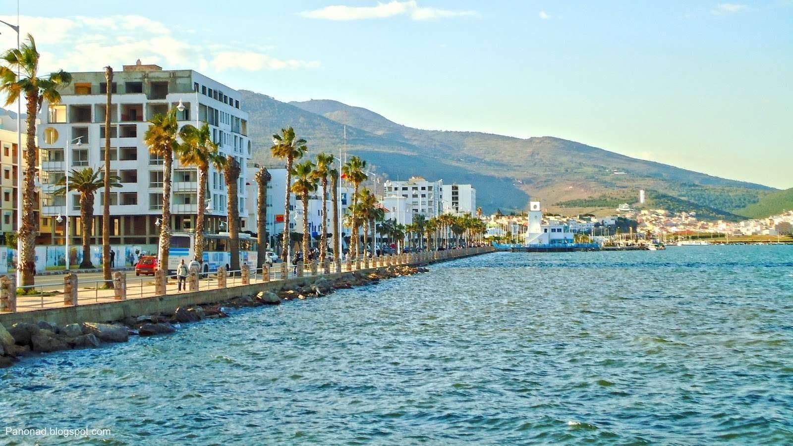 مدينة الناظور في المغرب
