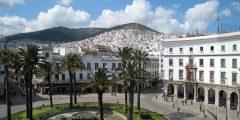 مدينة تطوان في المغرب