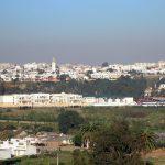 مدينة سلا في المغرب