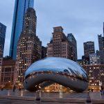 مدينة شيكاغو في أمريكا
