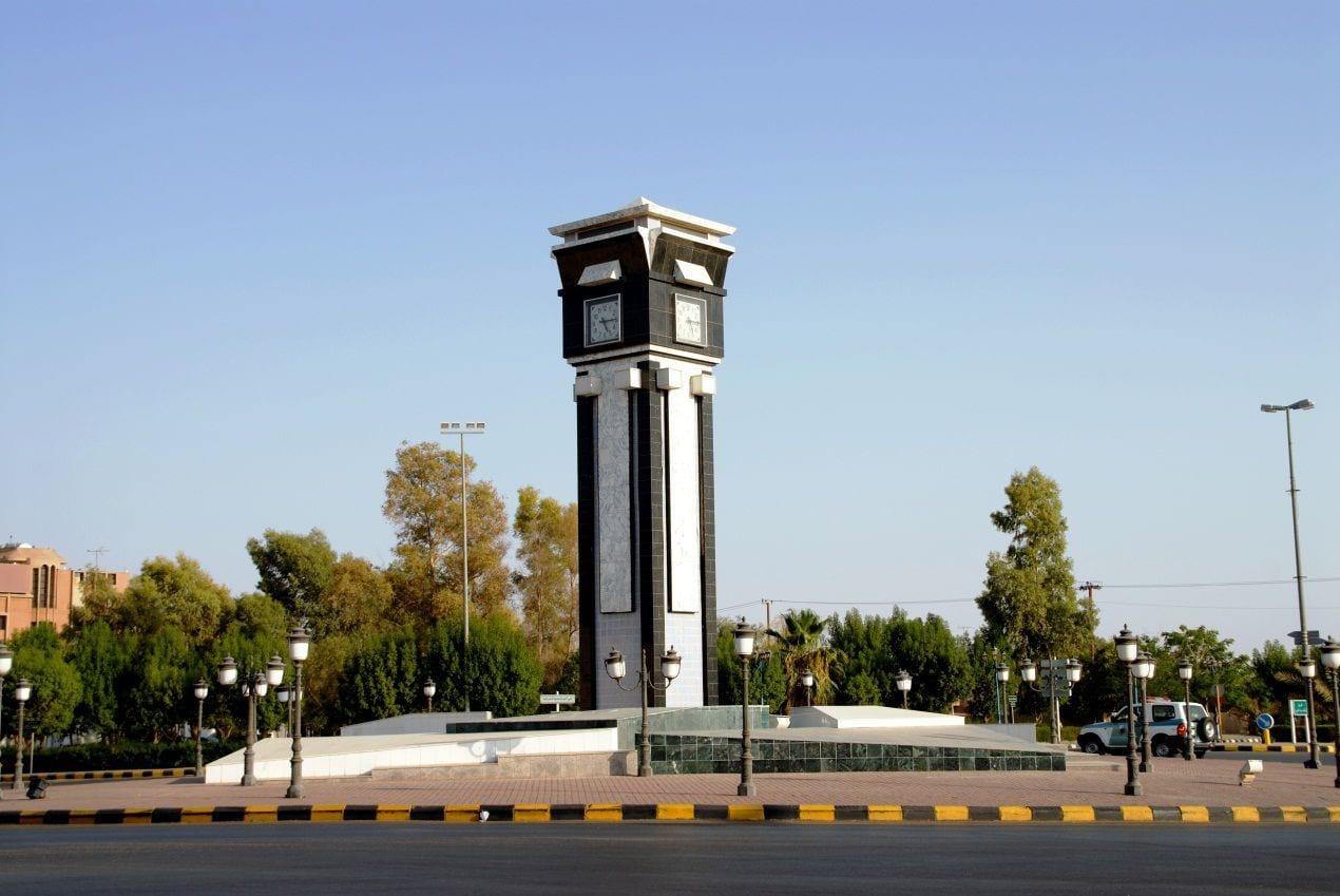 مدينة عرعر في السعودية