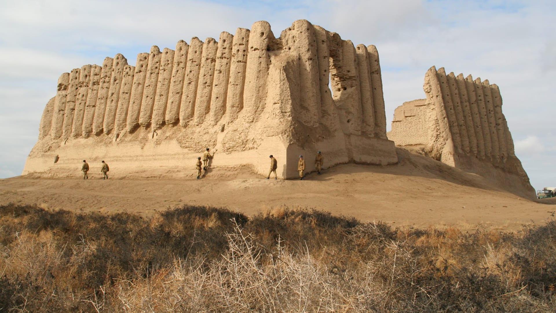 مدينة مرو في خراسان
