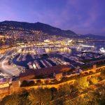 مدينة موناكو في فرنسا