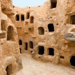 مدينة نالوت في ليبيا