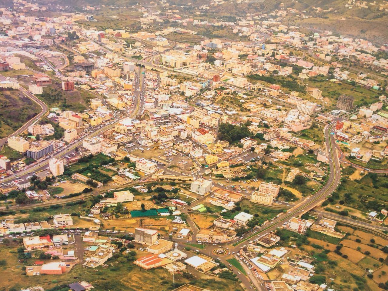 منطقة الباحة في السعودية