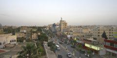 منطقة السنبلة في محافظة إربد
