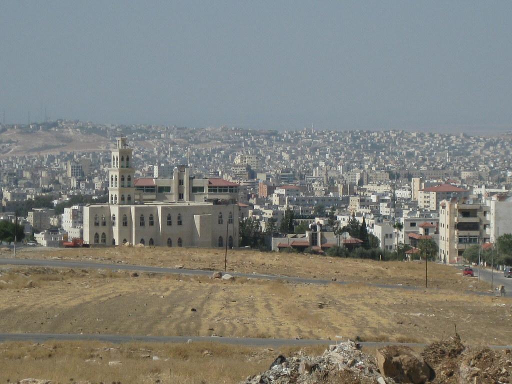 منطقة المدرسة الشاملة في محافظة إربد