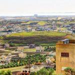 منطقة المدينة الصناعية في محافظة إربد