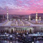 منطقة المدينة في السعودية