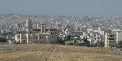 منطقة دوار صحارى في محافظة إربد