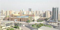منطقة مبارك العبدالله غرب مشرف في مدينة حولي