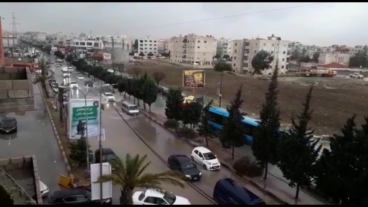 منطقة مجمع الأغوار الجديد في محافظة إربد