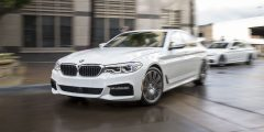 سيارة BMW 530 2017