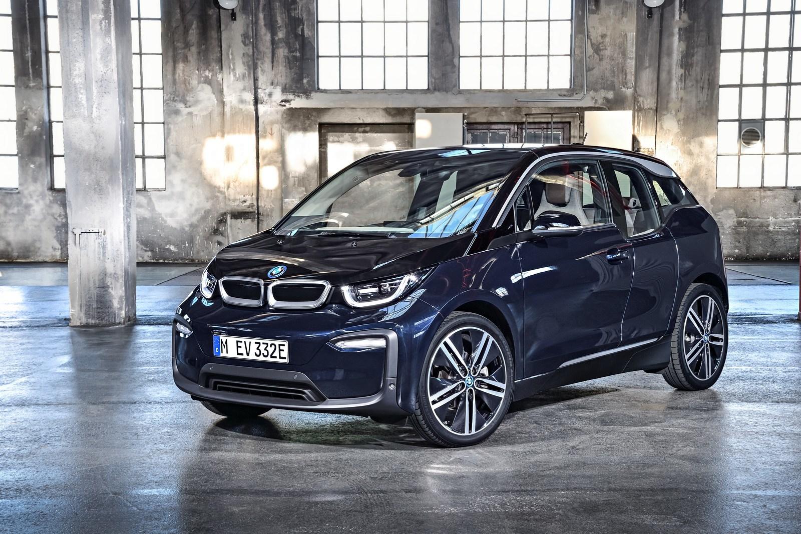 سيارة BMW 2018 i3