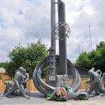 مدينة تشرنوبل في أوكرانيا